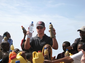 Humanitarac Matt Damon želi Afriku opskrbiti pitkom vodom