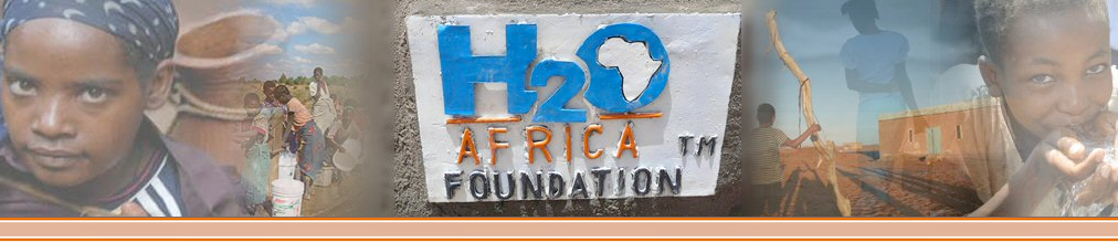 H2o Africa banner